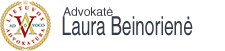 Laura Beinorienė Logo